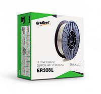 Проволока нержавеющая Gradient ER308L ф1,2мм ( 5кг)