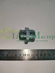 Штуцер Гідровузол S27 (М27х2.0-М22х1.5) гр.S32