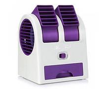 Вентилятор-кондиціонер Mini Fan HB-168 портативний, переносний, настільний