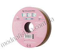 ATS-180 Запасной блок файл-ленты для катушки Bobbi Nail 180 грит (8 м) STALEKS PRO