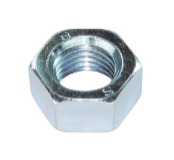 Гайка цинк DIN 934 М6 (1000 шт/уп), фото 2