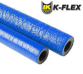 Ізоляція для труб K-Flex PE Color 35 9мм синій