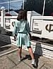"""Расклешенное детское платье """"Алена"""" на пуговицах (3 цвета), фото 5"""