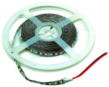 Светодиодная лента 120 LEDs/M 9.6W 5м 12V (белый), фото 2