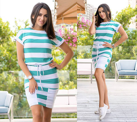 """Летнее платье с карманами """"Darling"""", фото 2"""
