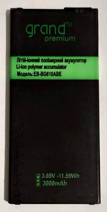 Акумулятор ''Grand Premium'' для Samsung J4+/J415/J6+/J610 (EB-BG610ABE) 3000mAh, фото 2