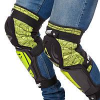 Наколенники для мотокросса (колено, голень) 2шт LEATT MS-0293 HYBRID 3DF