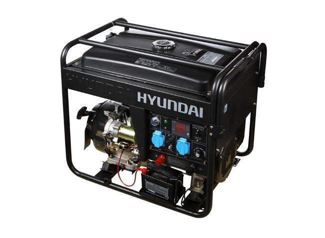 Генератор Hyundai  HYW 210AC сварочный