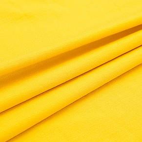 Кулирная гладь, Кулир, Желтый, Супрем, купить от пачки в Украине., фото 2