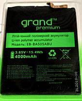 Акумулятор ''Grand Premium'' для Samsung A20/A205/A30/A305/A50/A505 (EB-BA505ABE) 4000mAh, фото 3