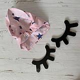 Хлопковая косынка размер 42 - 44 см, фото 2