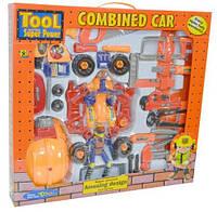 Набор инструментов - собрать квадроцикл игрушка для мальчика