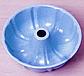 Форма для выпечки кекса Benson BN-1055 голубая   форма для выпекания Бенсон   металлическая формочка Бэнсон, фото 8