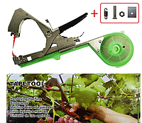 Степлер Тапенер Tapetool для подвязки садовых и огородных растений | Степлер+ремкоплект (нож,пружина,болт)
