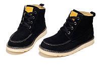 Кроссовки/ботинки мужские Adidas Ransom Original Boot Black Cat (в стиле адидас) черные