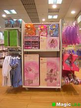 Мебель для детских магазинов под ключ, торговая мебель производство,