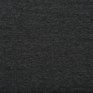 Трикотажное полотно Кулирная гладь, Кулир, Антрацит, Супрем, купить от пачки в Украине., фото 2