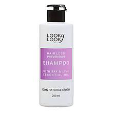 Шампунь проти випадіння волосся з маслом Бей ТМ Looky Look
