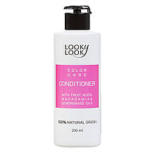 Кондиціонер для фарбованого волосся з фруктовими кислотами ТМ Looky Look