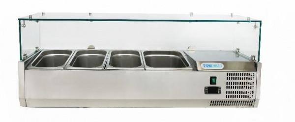 Вітрина холодильна Forcold G-VRX1200-380
