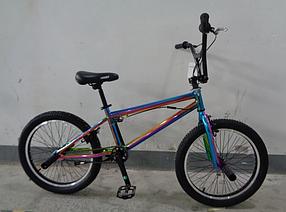 Трюкових велосипедів Crosser BMX 20 райдужний
