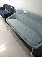 Кресло - банкетка TOLEDO (Толедо) рогожка бледно - бирюзовый от Niсolas