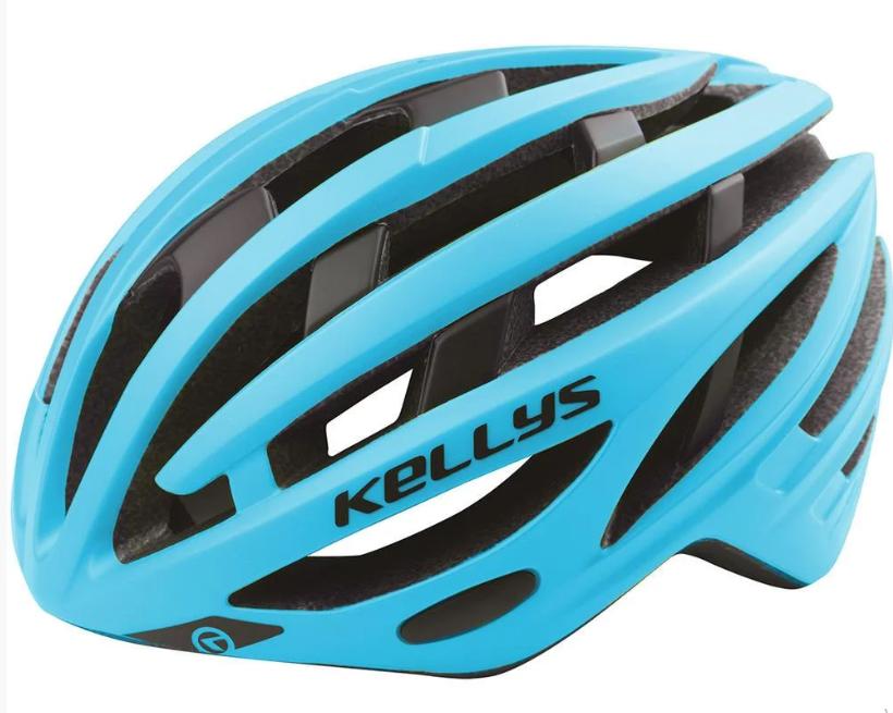Шлем велосипедный KLS SPURT M-L Blue