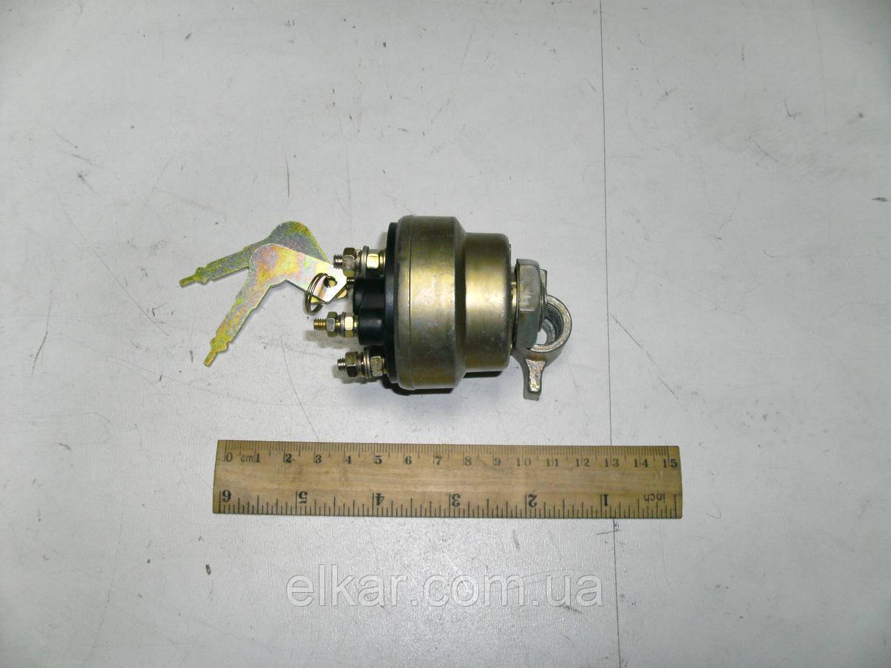 Замок запалювання ВК316-3704000-00 з комірчиком 2 контакту