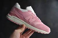 Кроссовки женские New Balance 997.5 Pink  (в стиле нью бэлэнс)