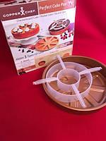 Форма для выпечки COPPER CHEF CAKE PAN 24см