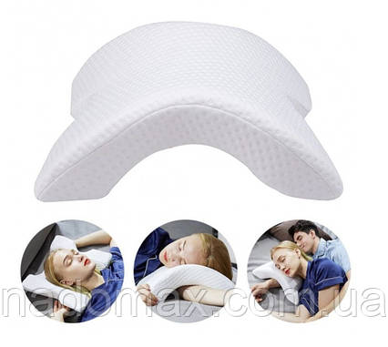 Ортопедическая подушка Pressure Free Memory Pillow, фото 2