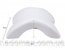 Ортопедическая подушка Pressure Free Memory Pillow, фото 3
