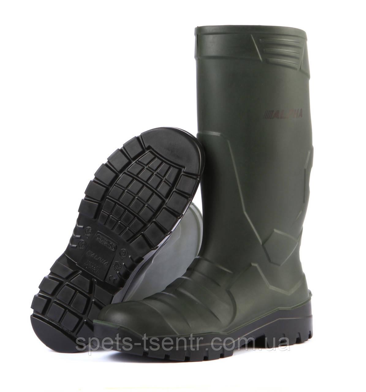Чоботи захисні Alpha Safety S5 SRC ( шахтарські )