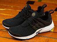 Кроссовки мужские Nike Air Presto черные (в стиле найк аир престо), фото 1