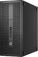 """Компьютер HP EliteDesk 800 G1 Tower (i3-4130/8/240SSD/GTX1650-4Gb) """"Б/У"""""""