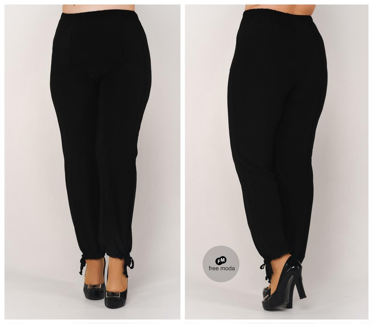 Літні жіночі штани великого розміру разів.52.54.56.58.60.62