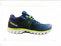 Кросівки чоловічі Reebok Sublite Duo Blue Green (в стилеи рібок) сині