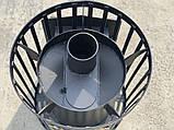 Печь для бани Канада Бочка 20 м³ без выноса, фото 2