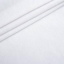 Трикотажное полотно Стрейч кулир, 40/1 Пенье, цвет - белый, в наличии, купить в Украине