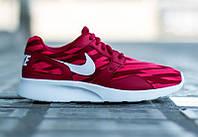 Кроссовки женские беговые Nike Roshe Run (найк роше ран) розовые