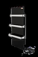 Полотенцесушитель керамический Dimol Standart 07 370Вт Графитовый (чёрный)