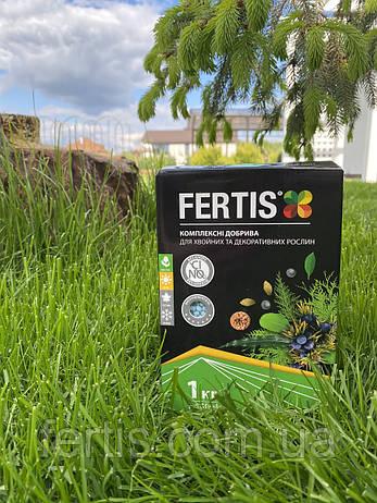 Добриво для хвойних та декоративних рослин Fertis, 1кг, фото 2