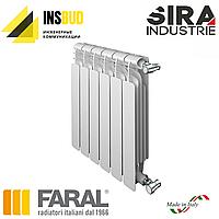 Радиатор отопления биметаллический FARAL FULL BIMETALLICO H.500 Sira (Италия)