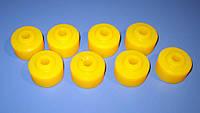 Полиуретановые втулки стойки переднего стабилизатора Daewoo Lanos, Nexia / Ланос, Нексия, Кадет, комплект