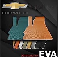 Автоковрики EVA Chevrolet