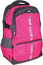 Рюкзак молодежный Cool For School 86415 розовый