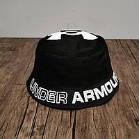 Панама мужская лето Under Armour черная. Реплика. Много других брендов. В 5х цветах, фото 1