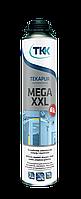 Пена монтажная профессиональная TKK TEKAPUR MEGA XXL 65 L Gun 850мл