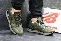 Кроссовки мужские темно зеленые New Balance Trailbuster 5834