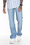 Мужские джинсы Franco Benussi 1208-513 синие, фото 2